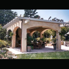 loggia med cover Santa Barbara Remodeling Contractor